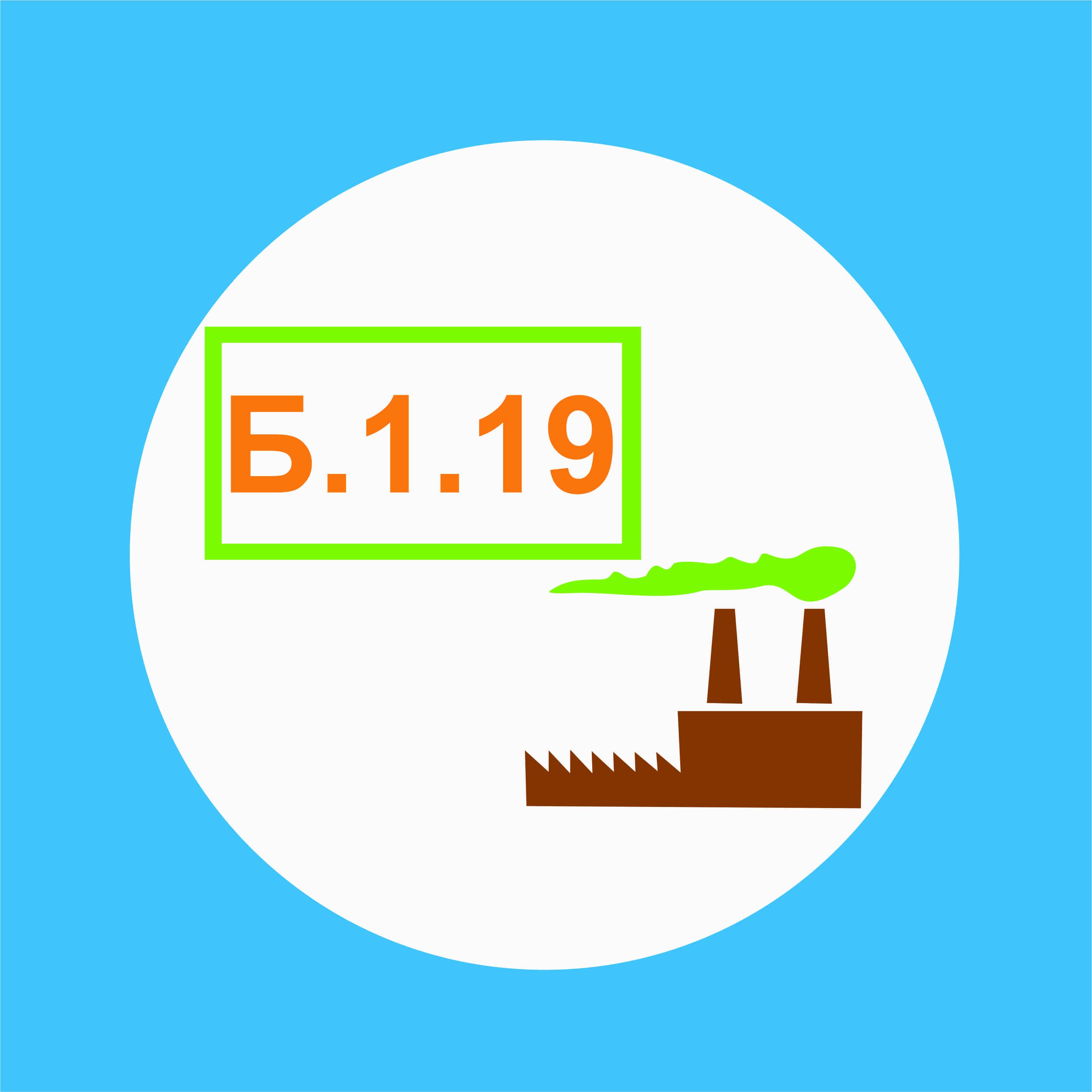 Б.1.19 Организация безопасного проведения газоопасных работ